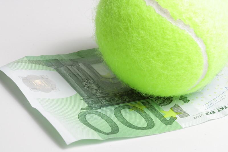 テニス賭け